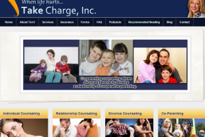 Take Charge Inc. Website
