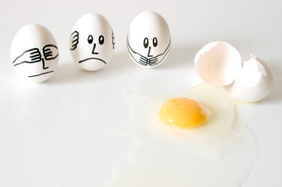 how to tell good eggs from bad